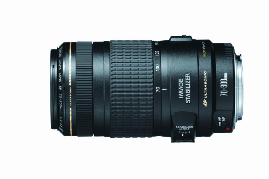 EF 70-300mm IS USM Lens