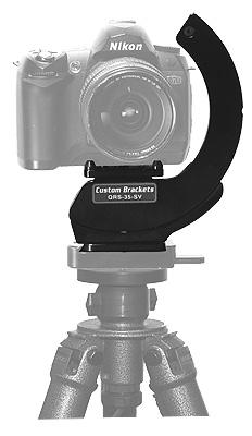 Custom Bracket QRS-35-SV