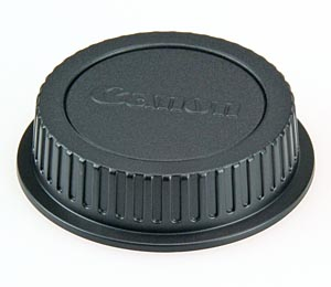 Rear Lens Cap for Canon