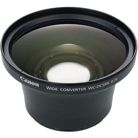 Canon A710 Wide converter