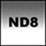 Grad Neutral Grey Soft ND8