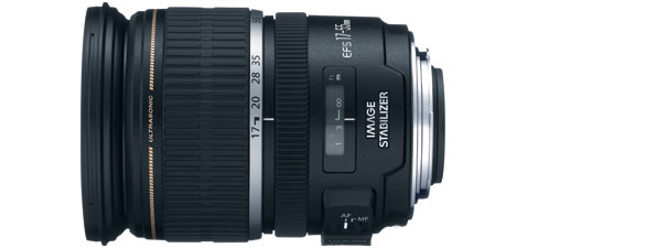 Canon EF 17-55mm f.2.8 IS USM
