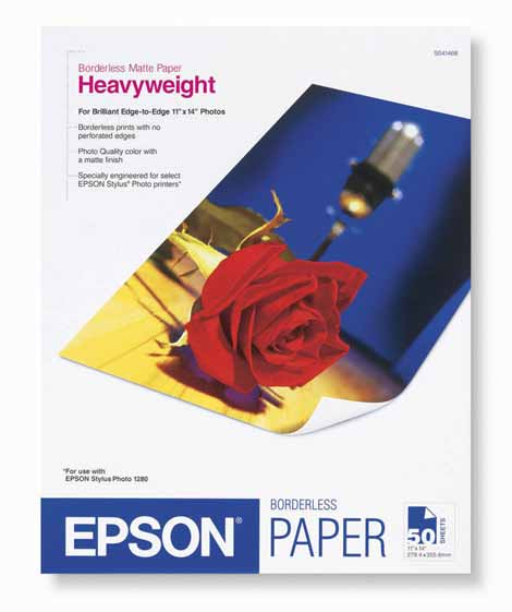 Epson Double sided matte