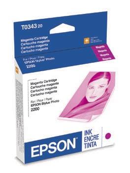 Epson 2200 Magenta ink