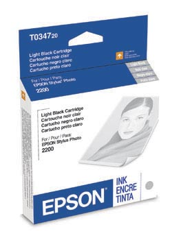 Epson 2200 Lt. Black ink