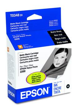 Epson 2200 Matte Black ink