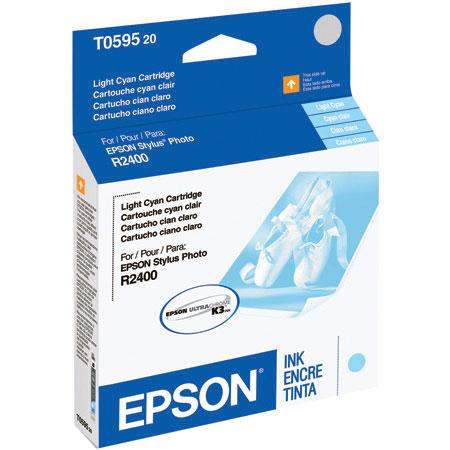 Epson 2400 Lt Cyan Ink