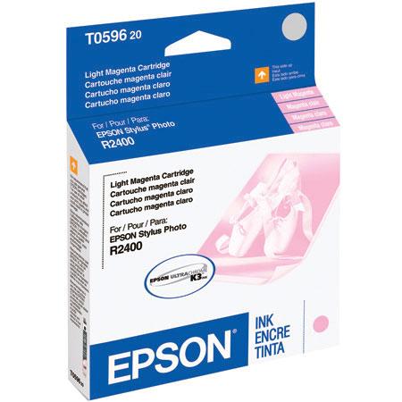 Epson 2400 Lt Magenta Ink