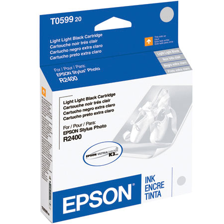 Epson 2400 Lt Lt Black ink