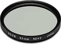 Hoya MRC 62mm ND2 (1 stop)