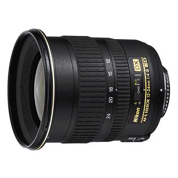 Nikon 12-24mm f4G ED-IF DX