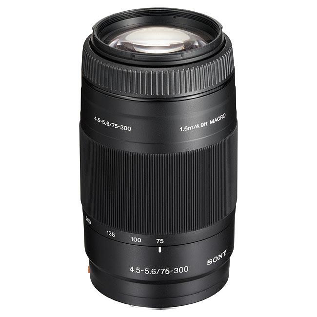 Sony 75-300 Lens