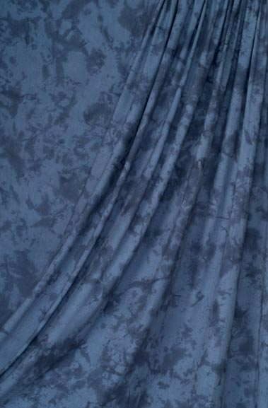 10 x 24 Muslin Denim Blue