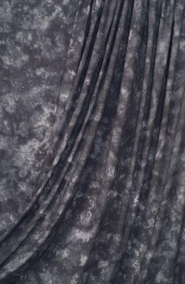 10 x 24 Muslin Storm Grey
